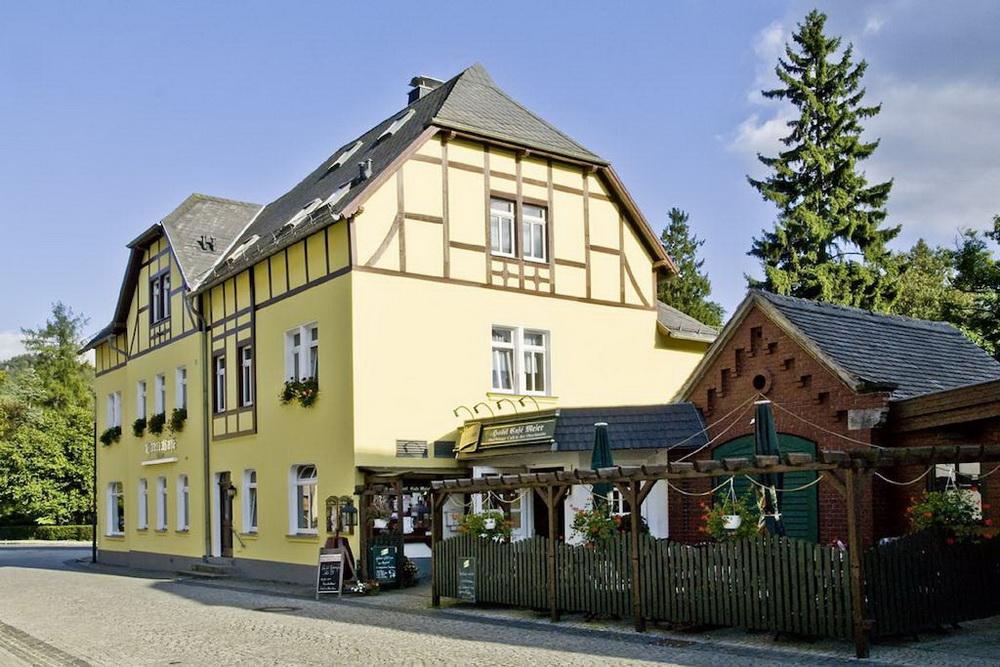 Land-gut-Hotel Cafe Meier