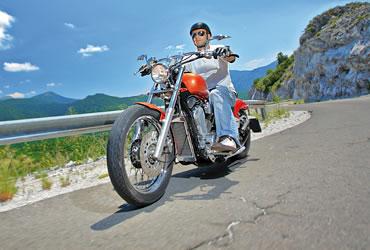 biker-motorradfahrer