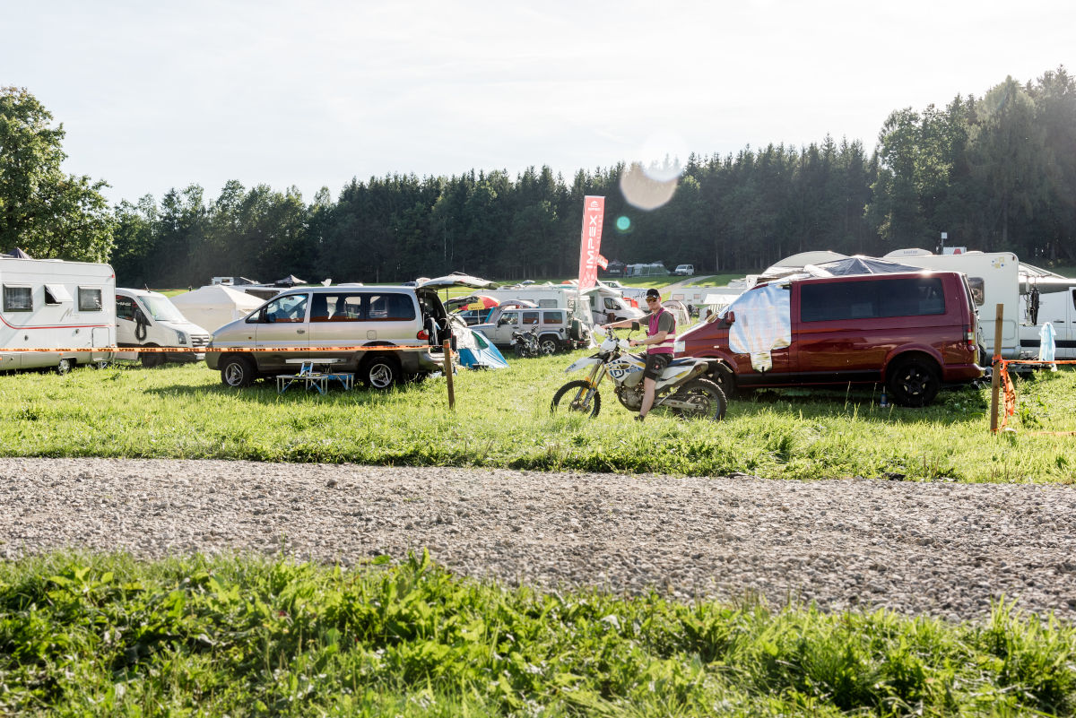 Camping PINK am Birkmoarhof am Red Bull Ring bei Spielberg