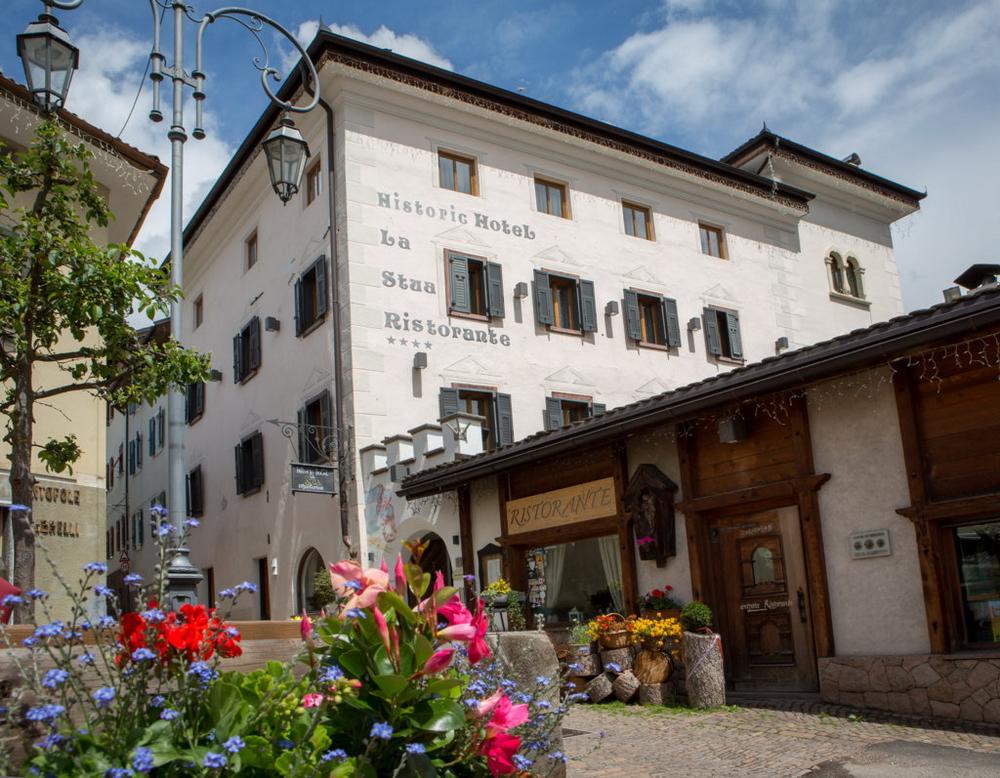 Historic Hotel Ristorante La Stua