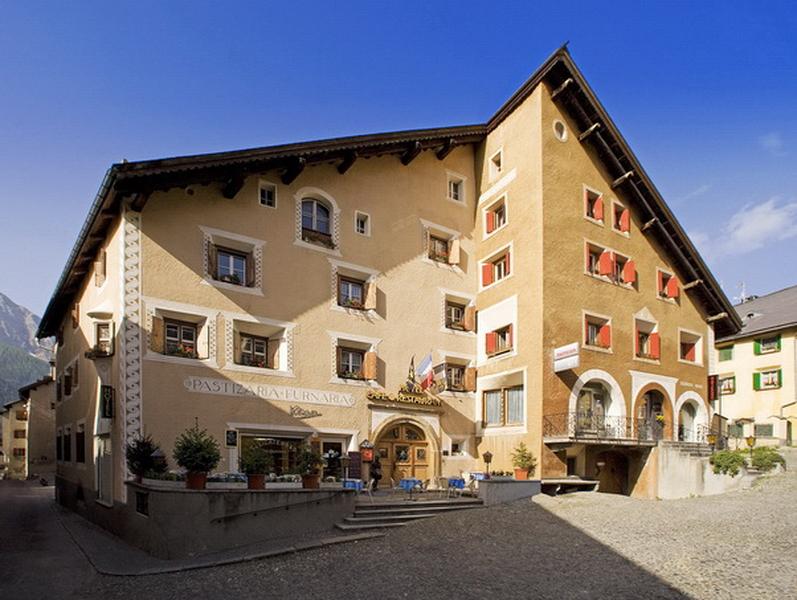 Hotel Klarer Zuoz