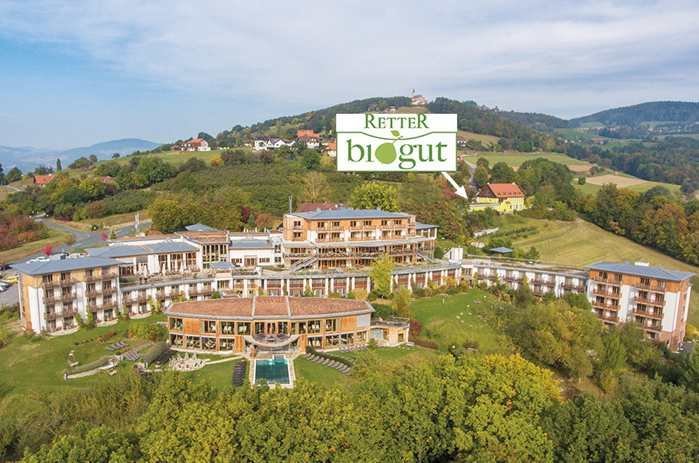RETTER Hotel Bio Restaurant