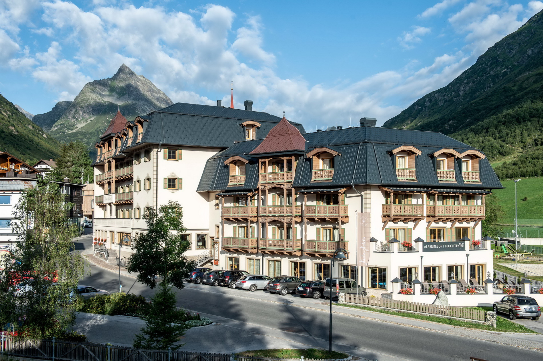 Alpenresort Hotel Fluchthorn