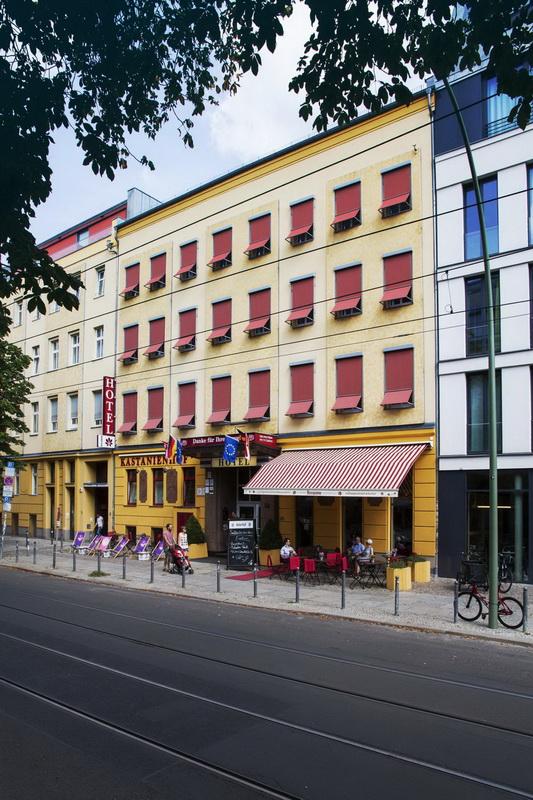 Hotel-Pension Kastanienhof