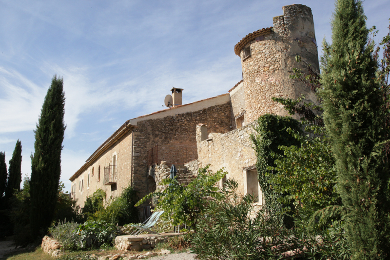 La Colombière du château route de Riez
