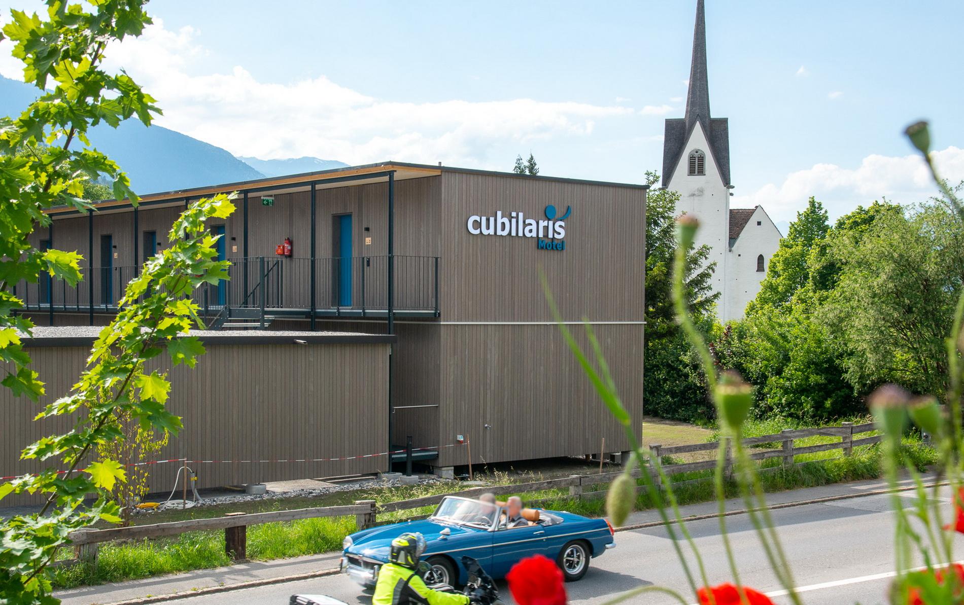 Cubilaris Motel
