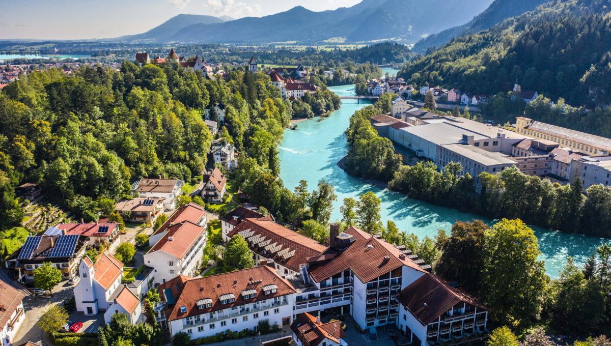 Europark Hotel in Bad Faulenbach