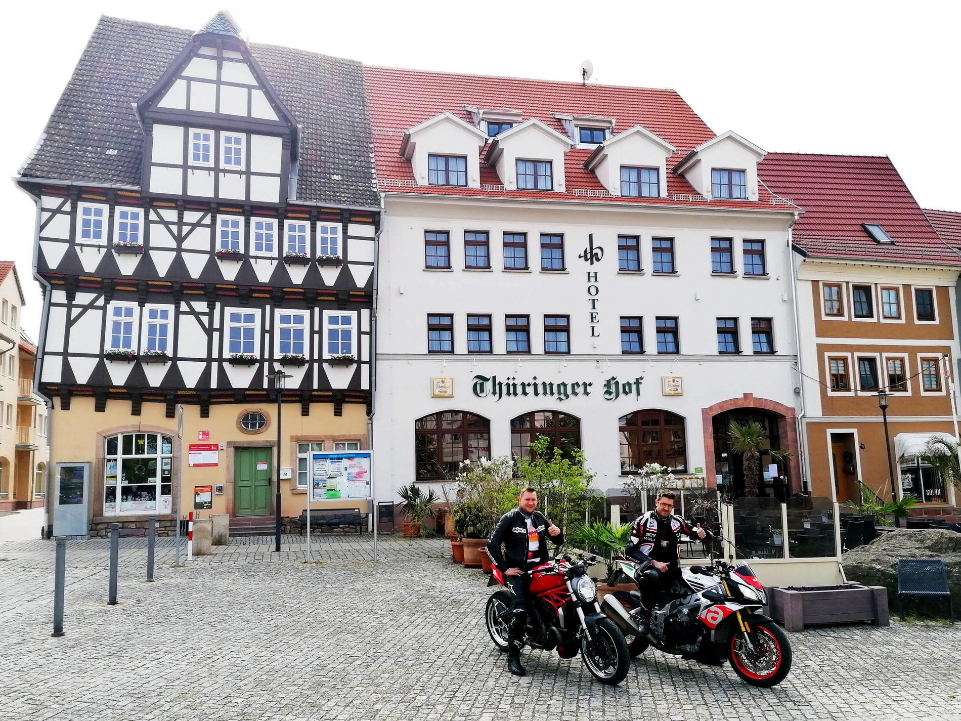 Hotel-Restaurant Thüringer Hof