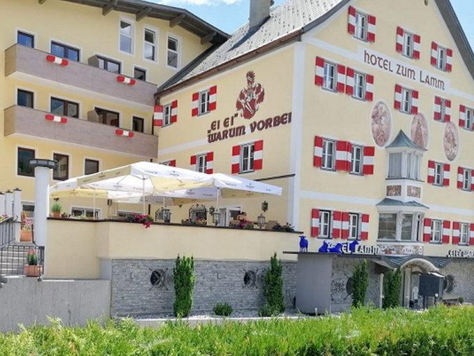 Hotel zum Lamm ***