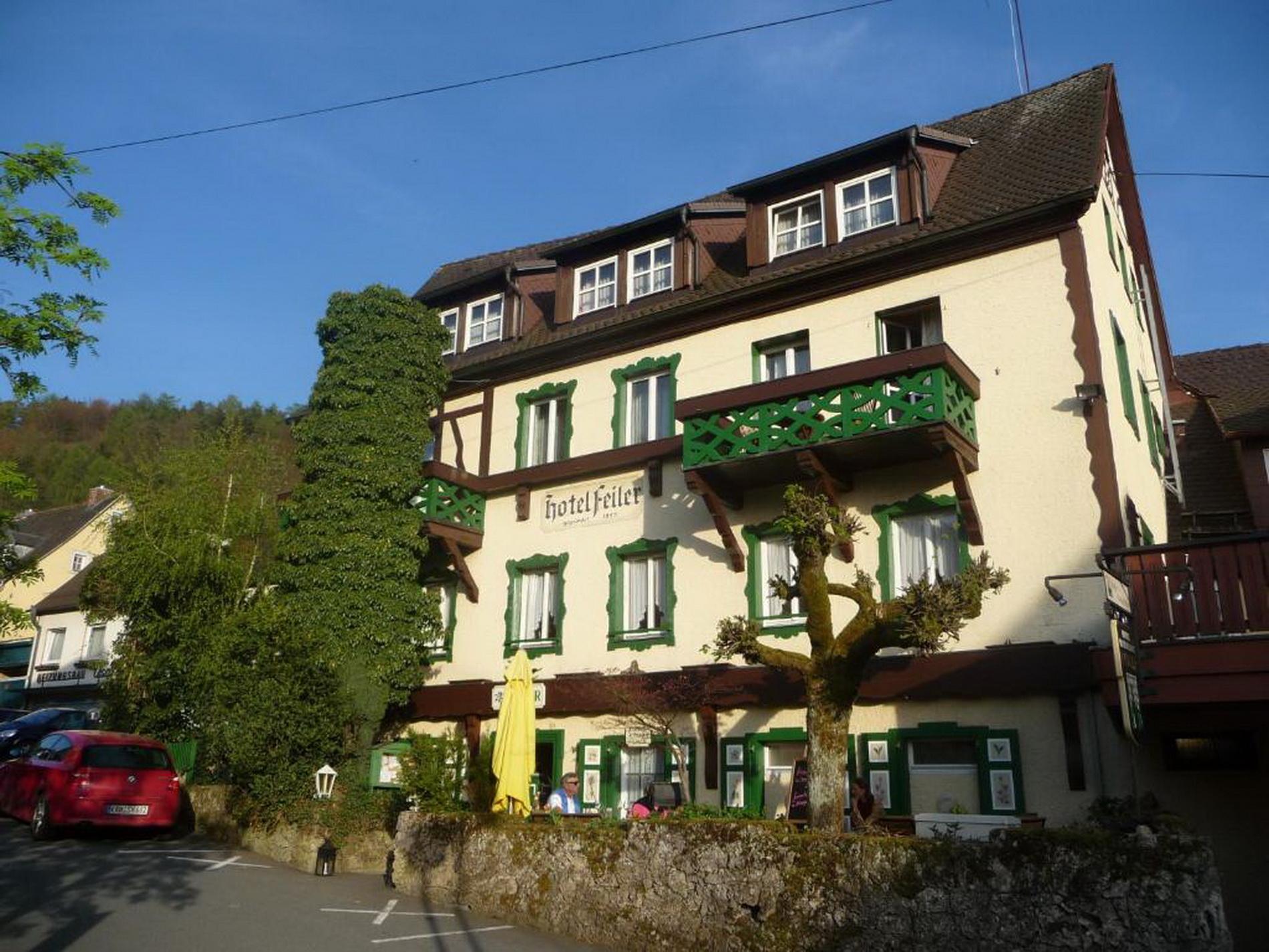 Garni Hotel Feiler